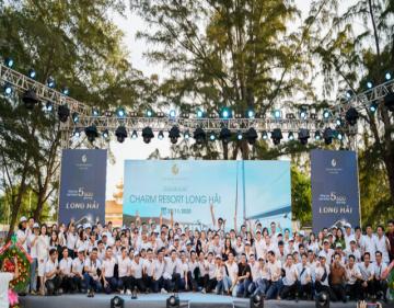 Charm Resort Long Hải ra quân, hâm nóng thị trường bất động sản nghỉ dưỡng