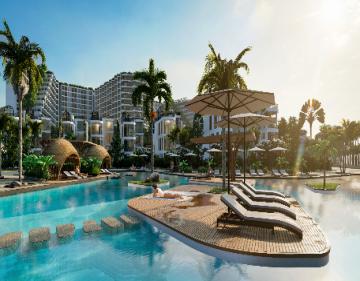 Nhà đầu tư tin tưởng khả năng sinh lời của Charm Resort Long Hải